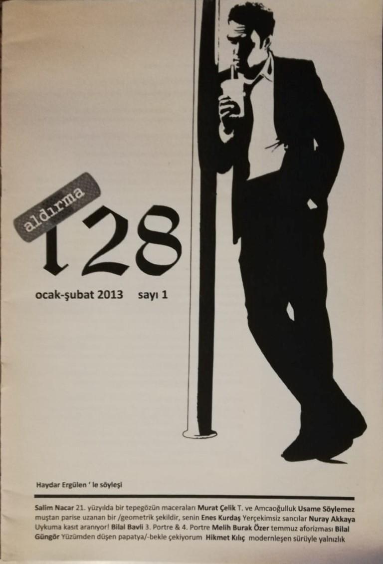 ALDIRMA 128!