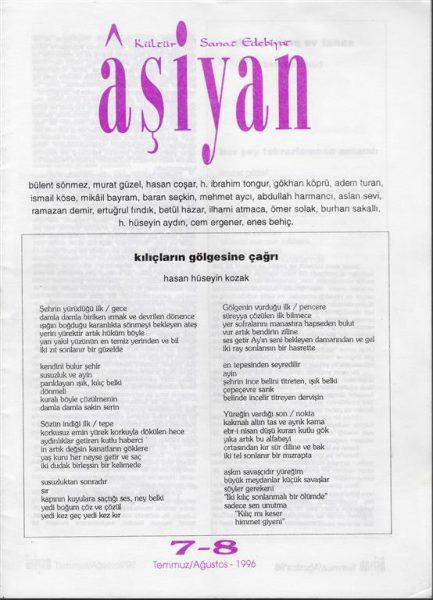 ÂŞİYAN