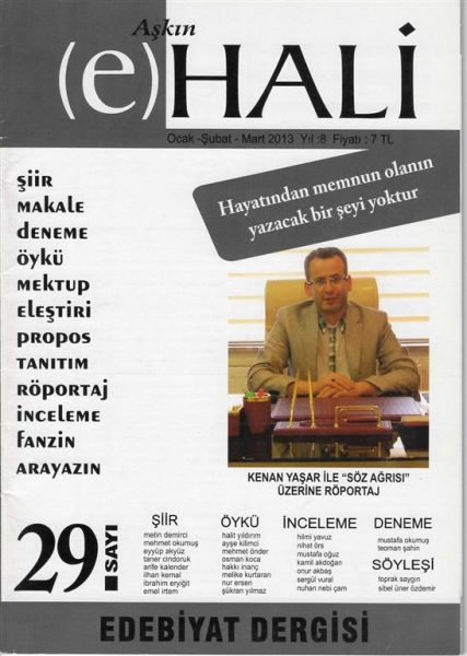 AŞKIN (E) HALİ