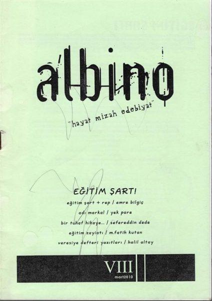 ALBİNO