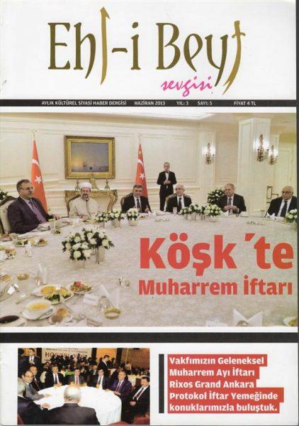 EHL-İ BEYT SEVGİSİ