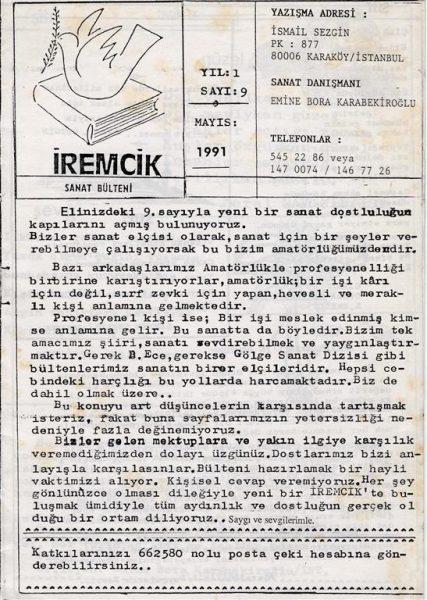 İREMCİK