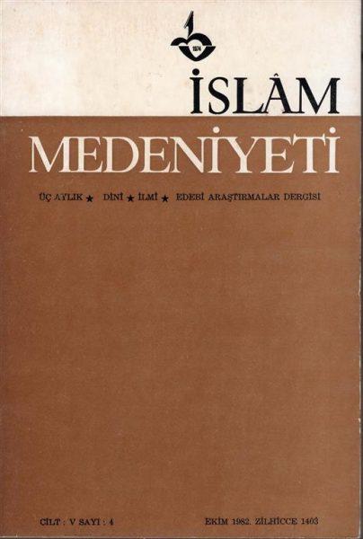 İSLÂM MEDENİYETİ