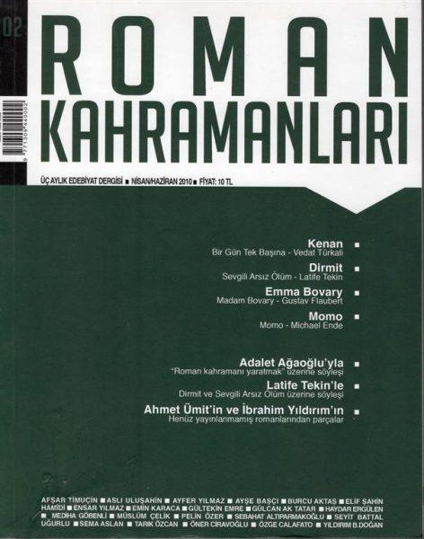 ROMAN KAHRAMANLARI
