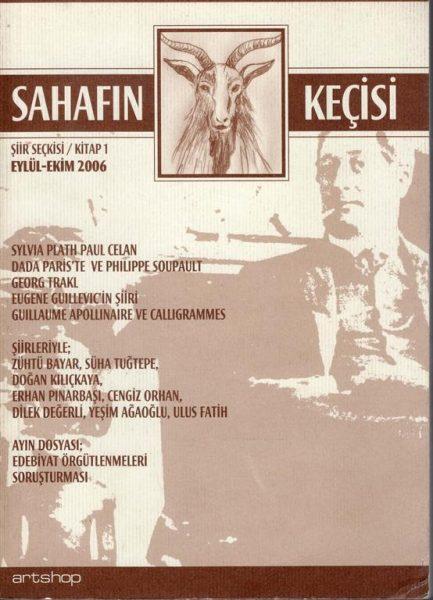 SAHAFIN KEÇİSİ