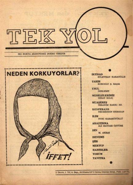 TEK YOL