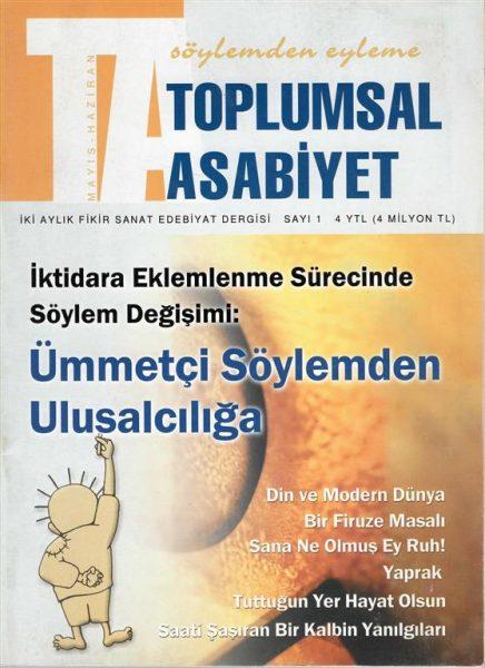 TOPLUMSAL ASABİYET