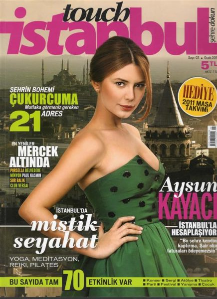 TOUCH İSTANBUL