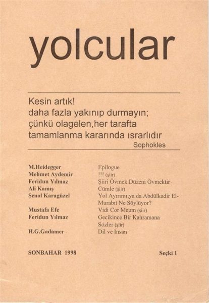 YOLCULAR