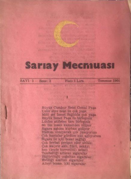 SARIAY MECMUASI