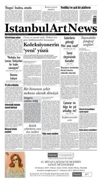 İSTANBUL ART NEWS
