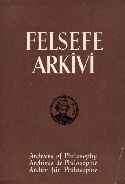 FELSEFE ARKİVİ