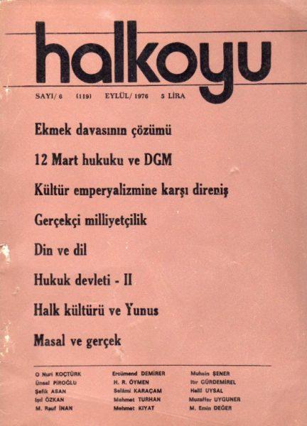 HALKOYU