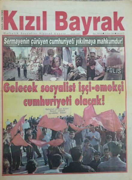KIZIL BAYRAK