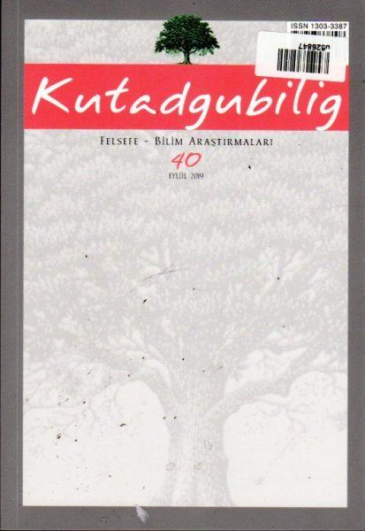 KUTADGUBİLİG