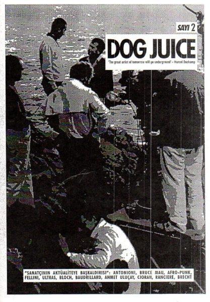 DOG JUICE
