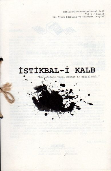 İSTİKBAL-İ KALB